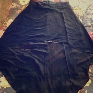 Torrid Hi-Low skirt